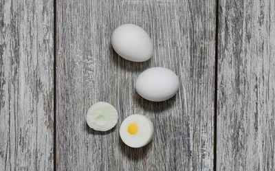 Huevos perfectos con buenos cuidados