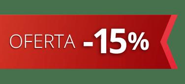 15% de descuento en Abonos